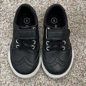 Black Saddle Shoes